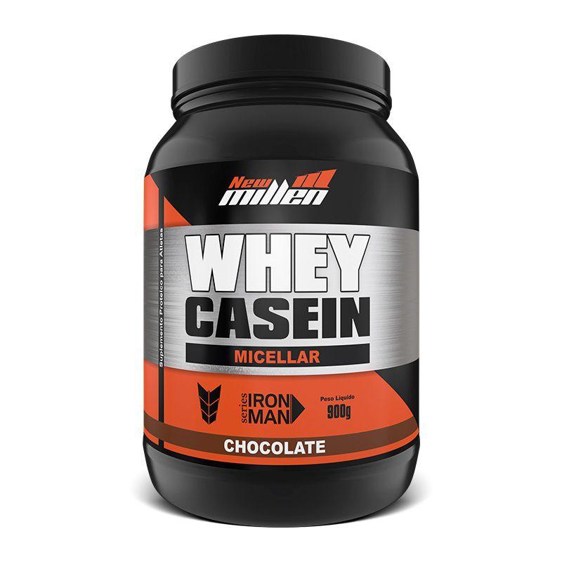 Whey Casein Micellar 900g New Millen