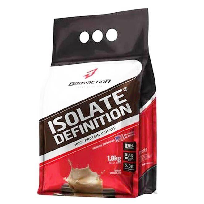 Whey Isolate Definition 1,8kg Body Action  - Vitta Gold