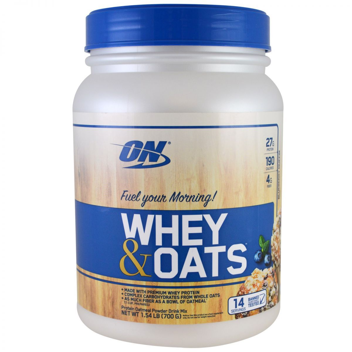 Whey & Oats 700g Optimum Nutrition