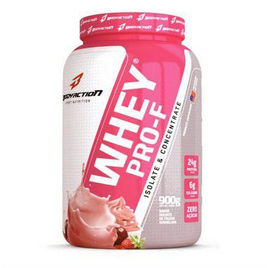 Whey Pro-F Isolado e Concentrado 900g Body Action