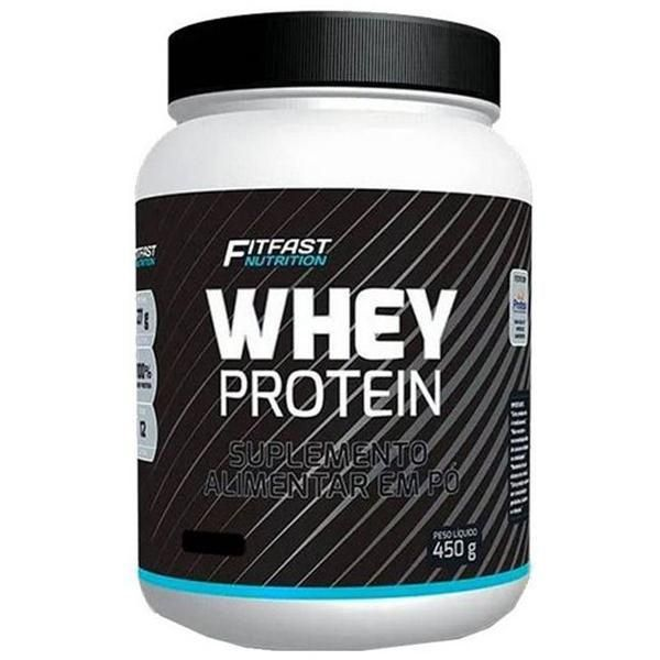 Whey Protein 450g FitFast Nutrition  - Vitta Gold