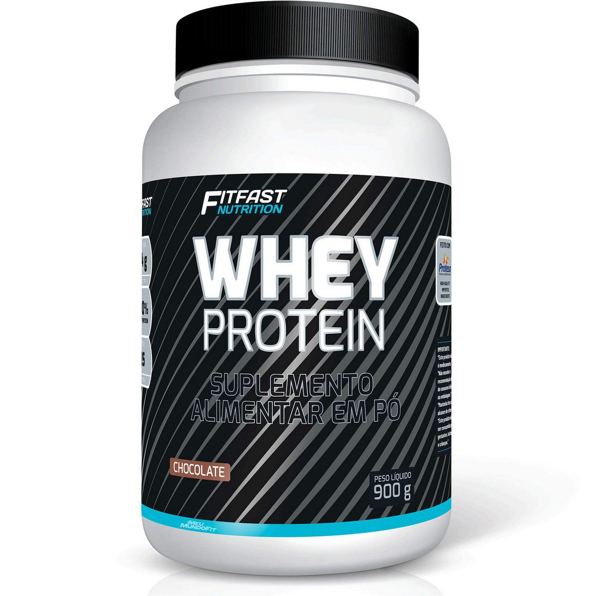 Whey Protein 900g FitFast Nutrition  - Vitta Gold