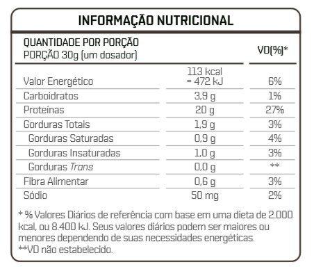 Whey Protein Concentrado 1,8kg Dux Nutrition  - Vitta Gold