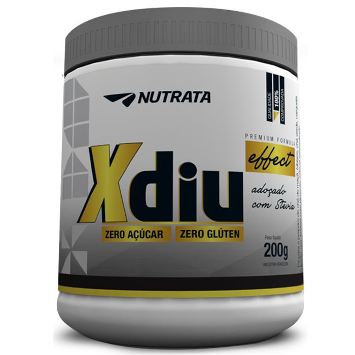 X-Diu 200g Nutrata  - Vitta Gold