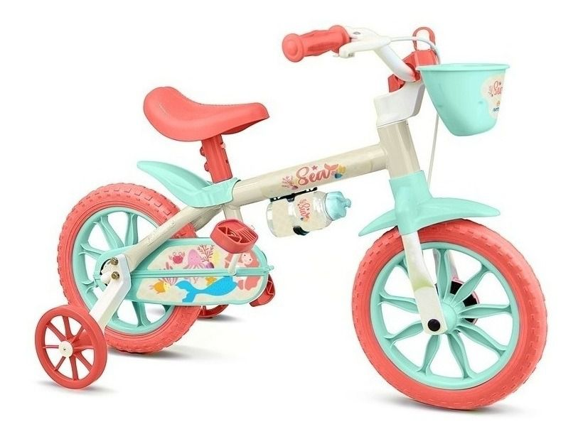 BICICLETA INFANTIL NATHOR - SEA