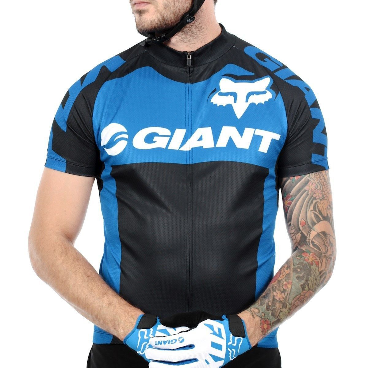 CAMISA FOX - GIANT LIVEWIRE RACE SS