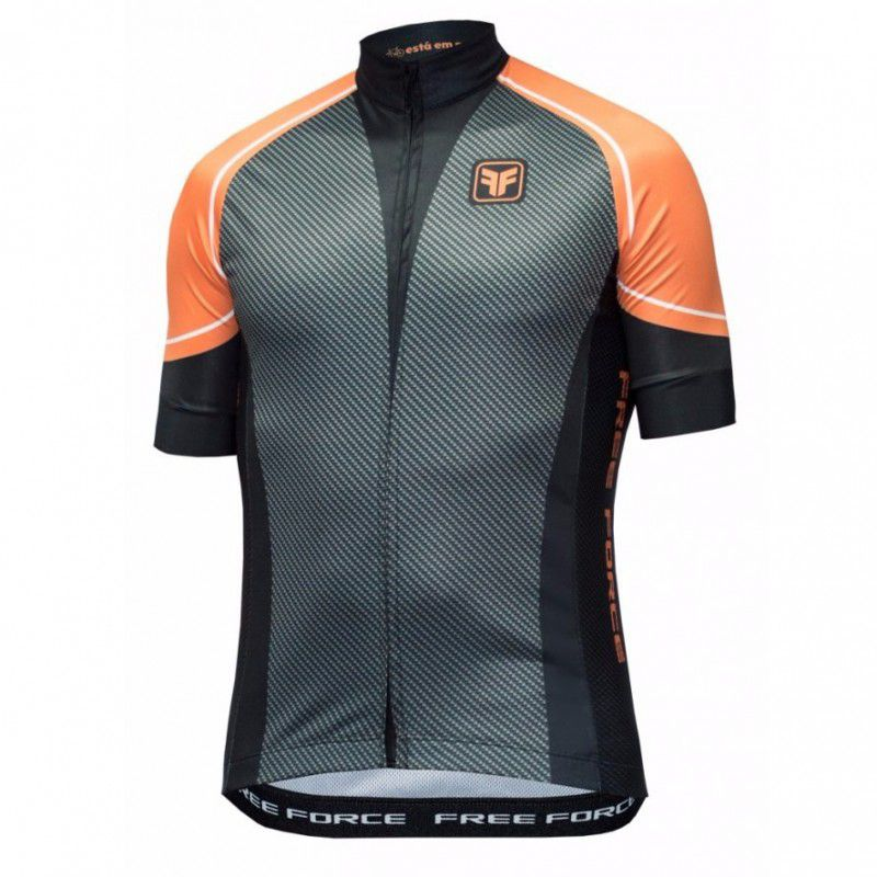 CAMISA FREEFORCE - CLASSIC CARBON