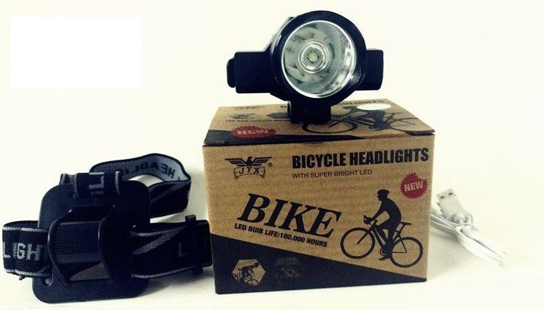 LANTERNA BIKES  - T6 ZOOM LED
