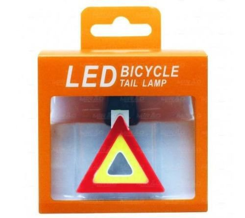 PISCA TS - BICYCLE TRIANGLE LED
