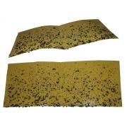 5 Refil Armadilha Adesiva Restaurantes Matar Moscas 45x22 Cm