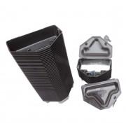 Kit 10 Porta Isca Com Chave + 30 Saches Semente De Girasol