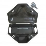 Kit 3 Porta Isca Com Chave - Super Reforçado