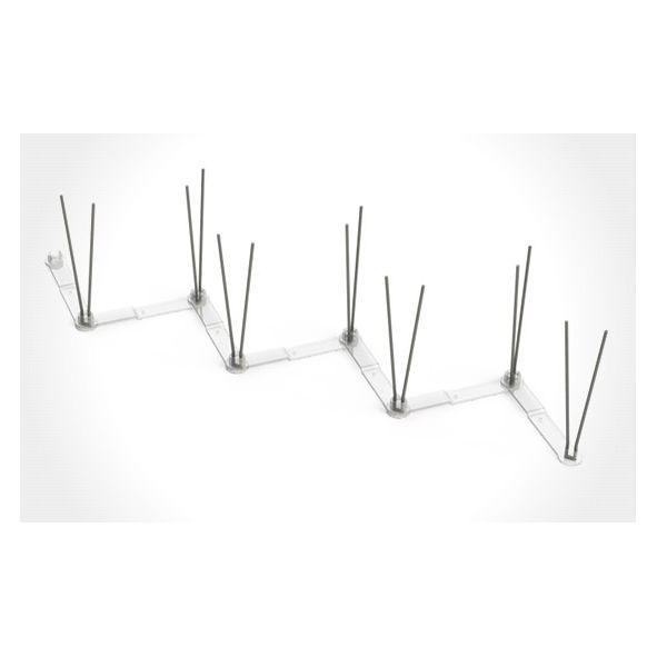 3 caixas Espícula reforçada Anti Pombo (14 metros lineares)