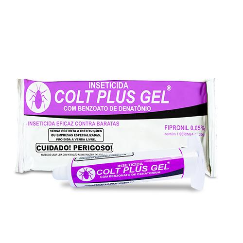 COLT PLUS 30g - Fipronil - USO PROFISSIONAL - mata formigas, Rogama