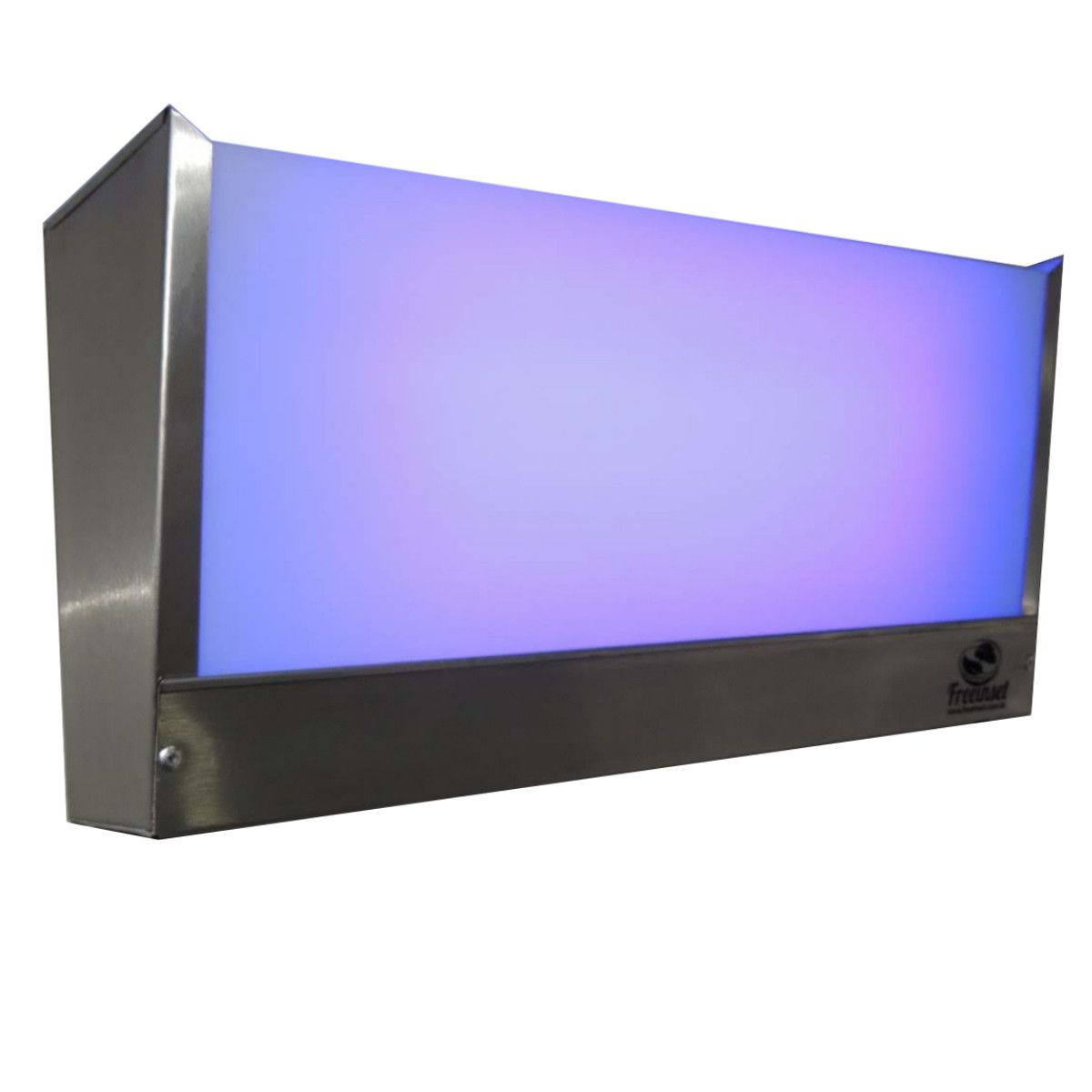 Kit 4 Armadilhas Luminosas 1 Lâmpada -inox Escovado - Moscas