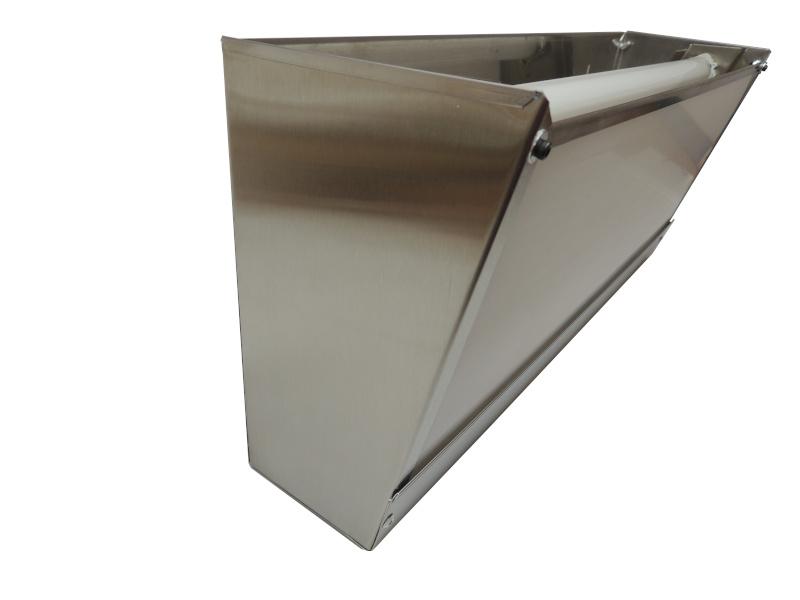 Kit 7 Armadilhas Luminosas 1 Lâmpada -inox Escovado - Moscas
