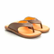 CHINELO TODDLER CHOCOLATE MASC.