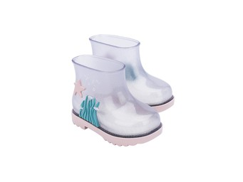 BOTA MINI MELISSA UNDER THE SEA