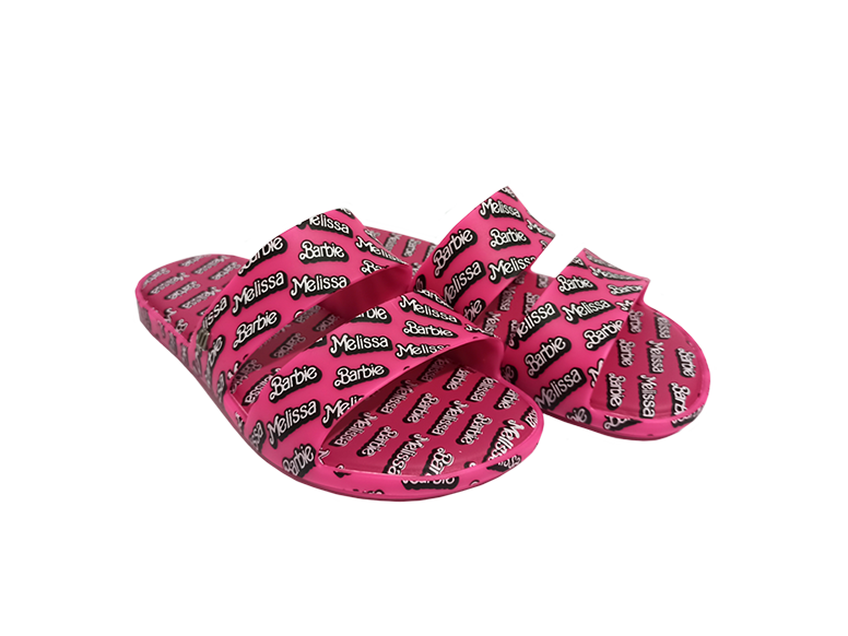 CHINELO MELISSA COLOR POP + BARBIE