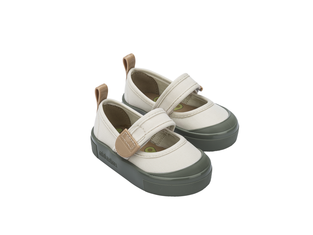 SAPATILHA MINI MELISSA BASIC FRUITLAND