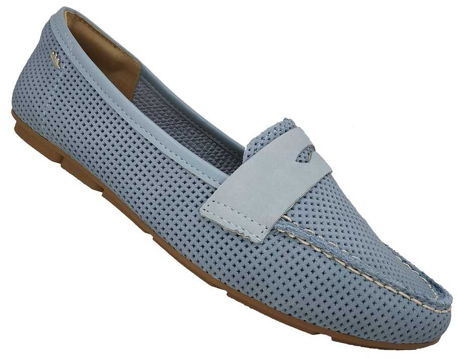 Sapato Mocassim Feminino Adulto em Couro Dakota G3021