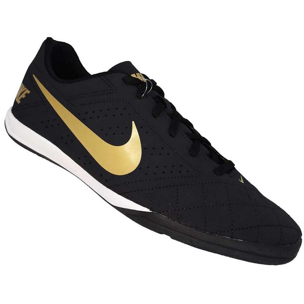 Tênis Nike Beco 2 Preto/dourado
