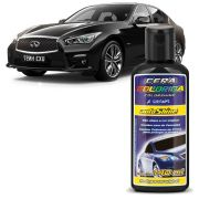 Cera Automotiva Colorida Preta Autoshine Colorshine 140ml
