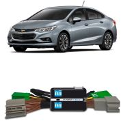 Desbloqueio da USB GM Cruze 2017 a 2019 LTZ FT VF GM3