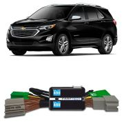 Desbloqueio da USB GM Equinox 2018 a 2019 FT VF GM3