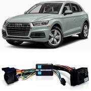Desbloqueio De Multimídia Audi Q5 2018 Com DVD de Fabrica FT VF MIB