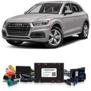 Desbloqueio De Multimídia Audi Q5 2018 FT LVDS AUD4
