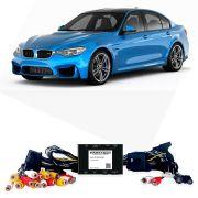 Desbloqueio De Multimidia BMW M3 2015 a 2017 Com DVD de Fabrica FT LVDS BM12