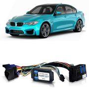 Desbloqueio De Multimidia BMW M3 2015 a 2017 Com DVD de Fabrica FT VF BM12