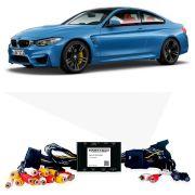 Desbloqueio De Multimidia BMW M4 2014 a 2016 Com DVD de Fabrica FT LVDS BM12