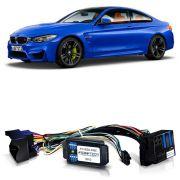 Desbloqueio De Multimidia BMW M4 2014 a 2017 Com DVD de Fabrica FT VF BM12