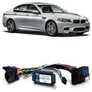 Desbloqueio De Multimidia BMW M5 2014 a 2017 Com DVD de Fabrica FT VF BM12