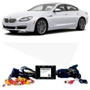 Desbloqueio De Multimidia BMW M6 2014 a 2016 Com DVD de Fabrica FT LVDS BM12