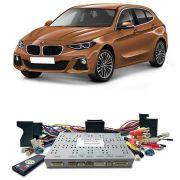 Desbloqueio De Multimidia BMW Serie 1 2017 a 2018 FT LVDS BM17