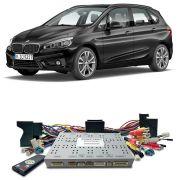 Desbloqueio De Multimidia BMW Serie 2 2017 a 2018 FT LVDS BM17
