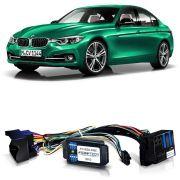 Desbloqueio De Multimidia BMW Série 3 2012 a 2017 Com DVD de Fabrica FT VF BM12
