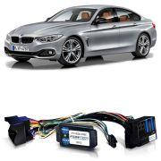 Desbloqueio De Multimidia BMW Série 4 2014 a 2017 Com DVD de Fabrica FT VF BM12