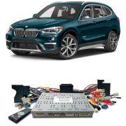 Desbloqueio De Multimidia BMW X1 2018 FT LVDS BM17