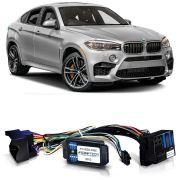 Desbloqueio De Multimidia BMW X6 2015 a 2017 Com DVD de Fabrica FT VF BM12
