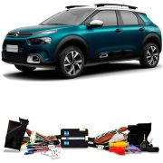 Desbloqueio De Multimidia Citroen C4 Cactus 2019 FT VF PC2