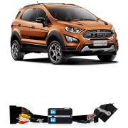 """Desbloqueio De Multimidia Ford Ecosport 2020 com Tela de 8"""" Sync 3 FT VF FRD4"""