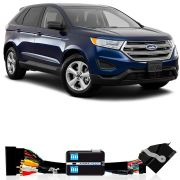 "Desbloqueio De Multimídia Ford Edge 2011 a 2018 Com tela de 8"" FT VF FRD4"