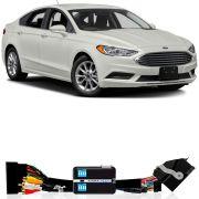 """Desbloqueio De Multimídia Ford Fusion 2013 a 2019 Com tela de 8"""" FT VF FRD4"""