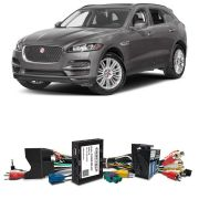 Desbloqueio De Multimidia Jaguar F Pace 2017 a 2018 FT VF LR17