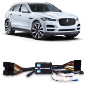 Desbloqueio De Multimidia Jaguar F Pace 2017 a 2018 FT VF LR3