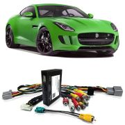 Desbloqueio De Multimidia Jaguar F Type 2012 a 2014 FT VF LR12